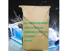 Bio high concentrated powder for vehicle cleaning and washing