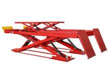 Low profile automotive scissor lift HPS-S40