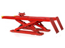 Low profile automotive scissor lift HPS-D40B