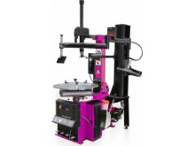 Automatic tilting tire changer with right helper arm HPT-662+H30