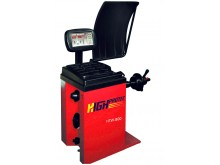 Digital electronic wheel-balancer with LED display HTW-800