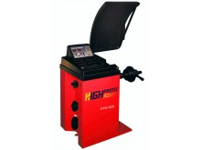 Digital electronic wheel-balancer with LED display HTW-820