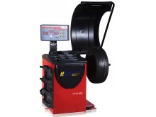 Digital electronic wheel-balancer with LED display HTW-892