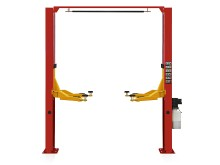 Gantry two post lift S4B with both sides manual lock release