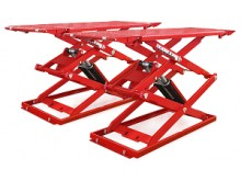 Low profile automotive scissor lift HPS-B35