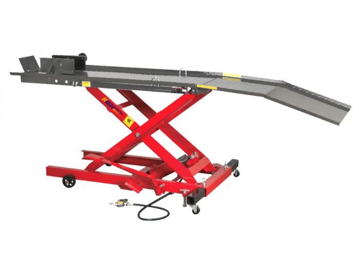 HPS-M800 motorcycle scissor jack lift 360kg