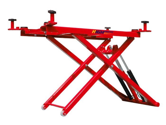 HPS-F27 Automotive scissor lift 2700kg